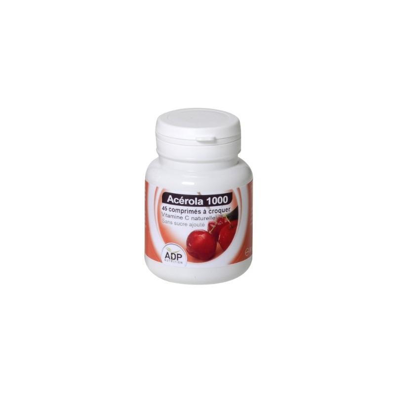 ADP - Acerola - 45 comprimés