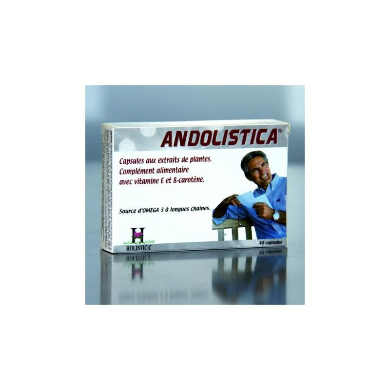Andolistica - étui de 40 capsules