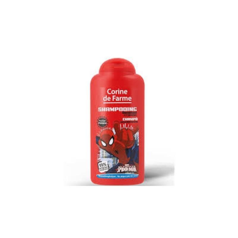 DISNEY SPIDER MAN Shampoing Pomme 250 Ml