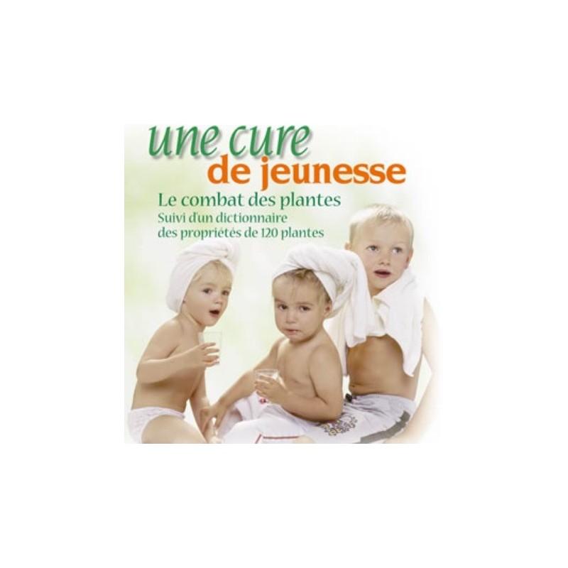 LIVRE UNE CURE DE JEUNESSE J. MAISONNEUVE