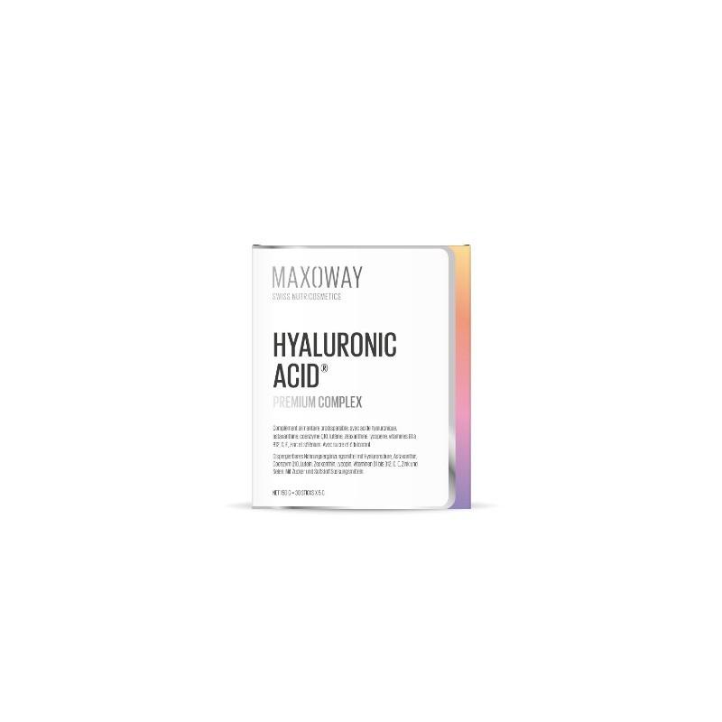 HYALURONIC ACID PREMIUM COMPLEX 30 pces