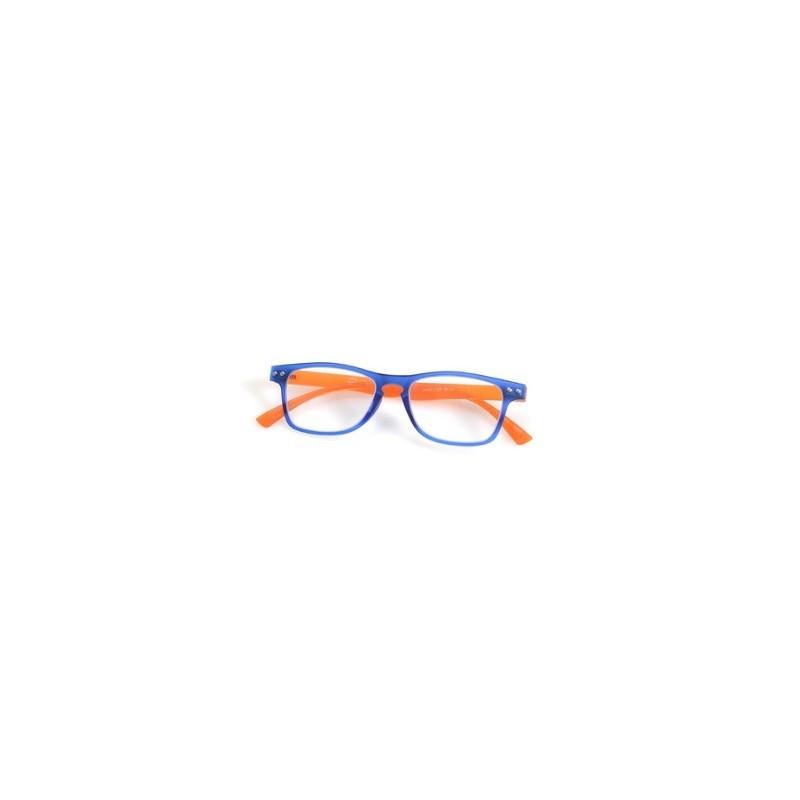 Loupes de lecture Nopal Orange/Bleu Dioptrie 1.0