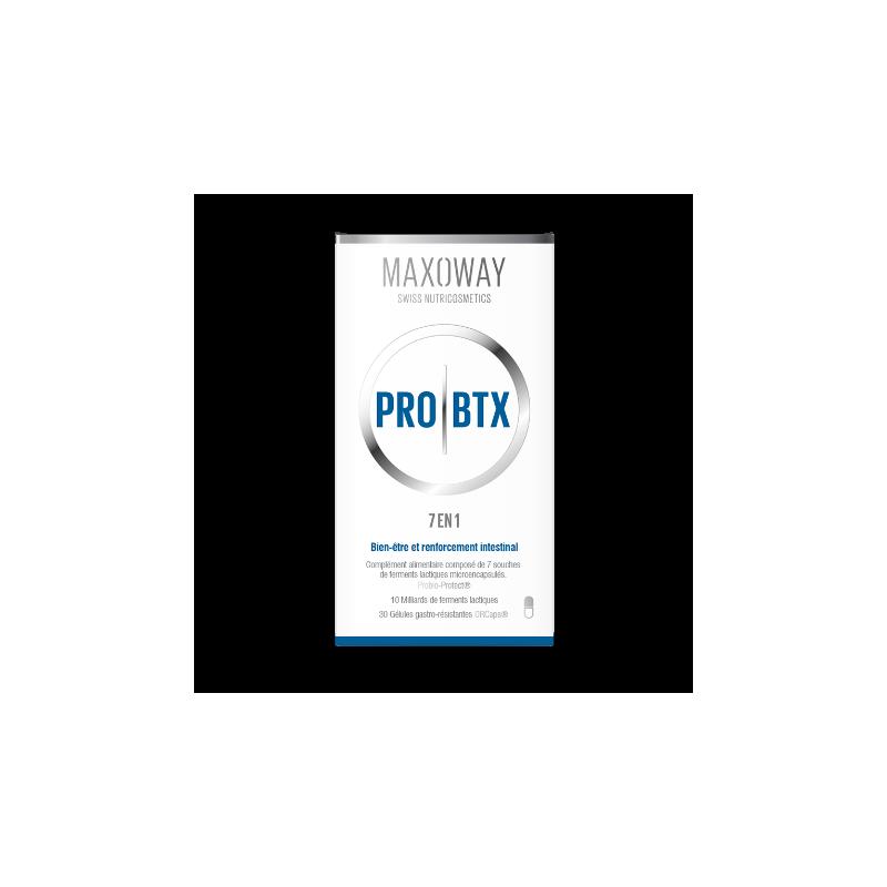 MAXOWAY - PRO BTX 30 gélules