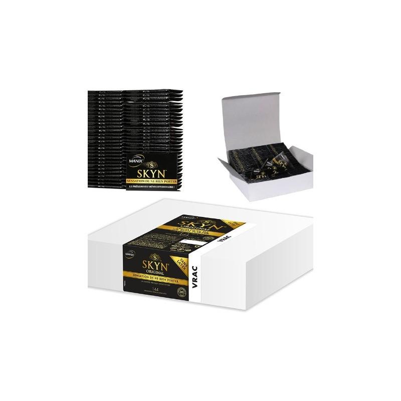 MANIX - SKYN Original boîte de 144 préservatifs