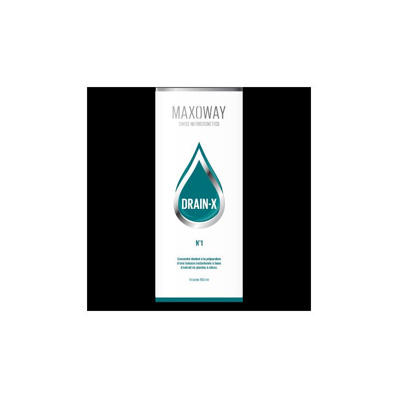 MAXOWAY - DRAIN-X 500ML