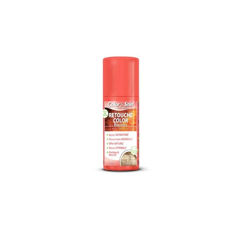 RETOUCHE Color & Soin Blond Clair 75 ml