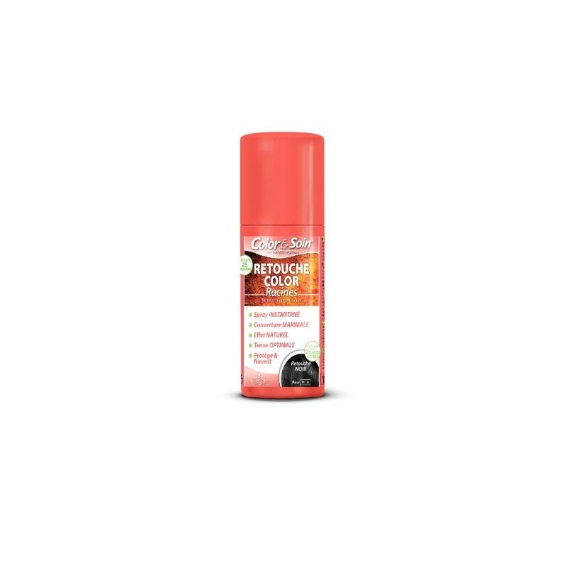 RETOUCHE Color & Soin Noir 75 ml