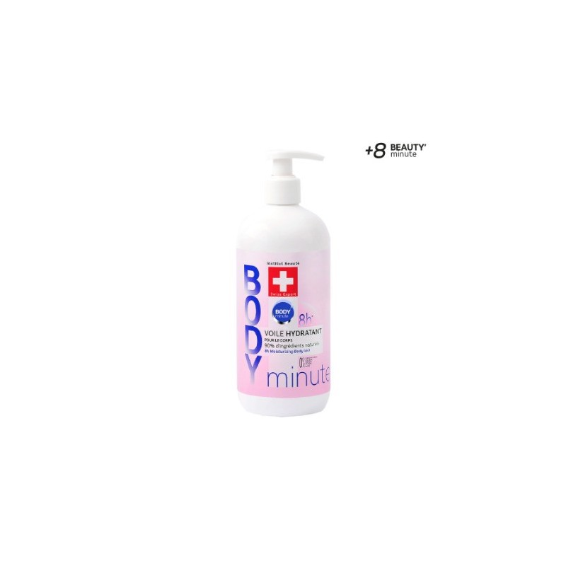 SKIN MINUTE - VOILE HYDRATANT 8H 500 ml