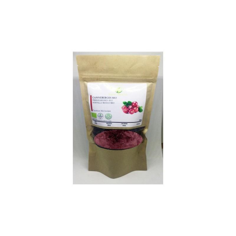 Canneberges BIO (Cranberries) 250g