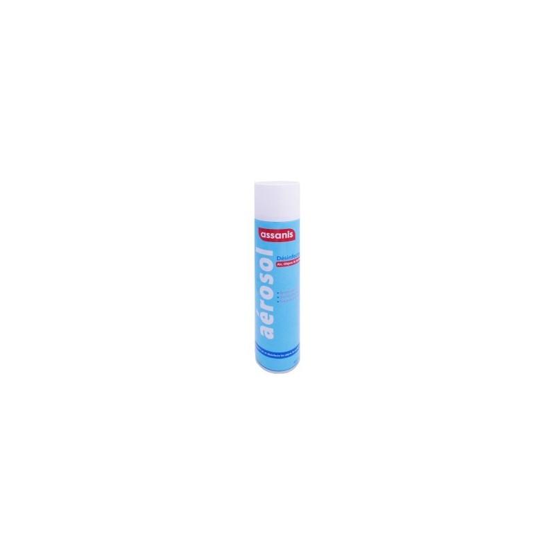 ASSANIS - AEROSOL DESINFECTANT AIR / OBJETS / SURFACES 400 ml