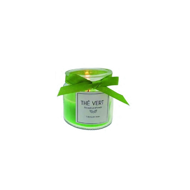Bougie parfumée Thé Vert