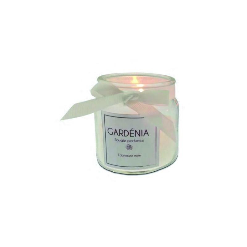 Bougie parfumée Gardénia
