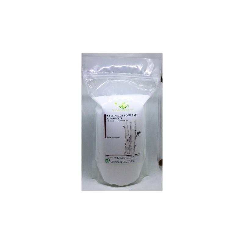 Xylitol - Sucre de Bouleau 1Kg